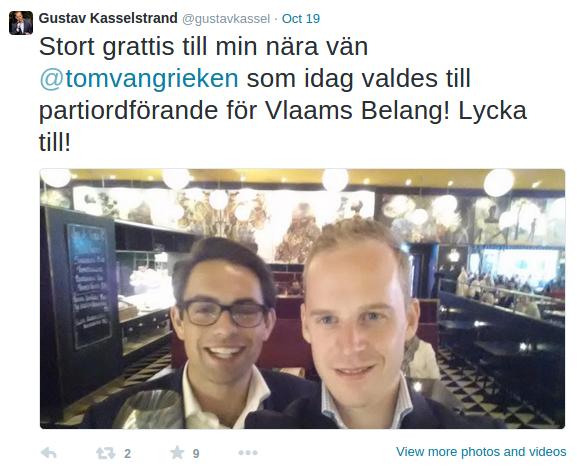 Kasselstrand-tweet-2014-10-19-vlaams-belang