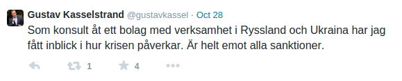 Kasselstrand-tweet-2014-10-28-konsult-Ryssland